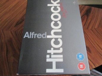 ALFRED HITCHCOCK-15 DISK-TOPPSKICK-OOP