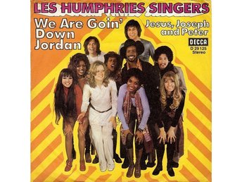 THE LES HUMPHRIES SINGERS singel vinyl