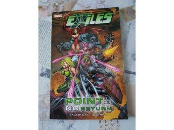 Exiles - Point of No Return [TPB]