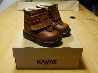 6c16ece32bb Kavat - Yxhult EP Ljusbrun storlek 21. Barn, Skor (334657816) ᐈ Köp ...