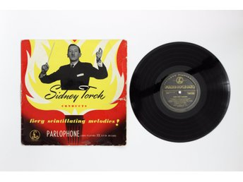 "Sidney Torch conducts scintillating melodies Parlophone PMD1008 10"" (Rare?)"