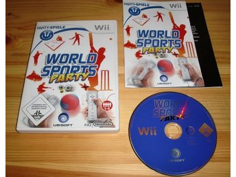 Wii: World Sports Party
