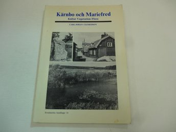 Kärnbo och Manfred - kultur vegetation flora