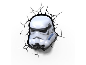 Star Wars: Stormtrooper 3D Light