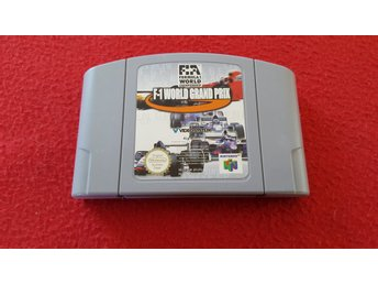 F1 WORLD GRAND PRIX till Nintendo 64 N64
