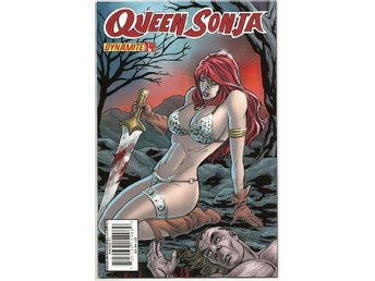 Queen Sonja # 14 Cover B NM Ny Import REA!