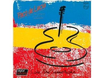 Paco De Lucia Sextet - Live... One Summer Night (CD) - Sundsvall - Paco De Lucia Sextet - Live... One Summer Night (CD) - Sundsvall