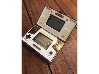 Game&watch Nintendo DonkyKong II