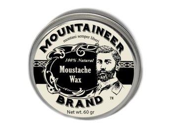 Mountaineer Brand Moustache Wax 60g - Mölndal - Mountaineer Brand Moustache Wax 60g - Mölndal