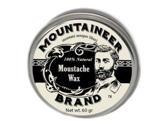 Mountaineer Brand Moustache Wax 60g