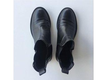 Chelsea boots från Monki storlek 37 - Linkoping - Chelsea boots från Monki storlek 37 - Linkoping