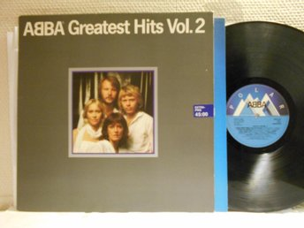 ABBA - GREATEST HITS - VOL. 2