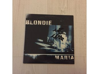 BLONDIE - MARIA. (CD-SINGEL)