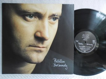 PHIL COLLINS - BUT SERIOUSLY - WEA 256919-1