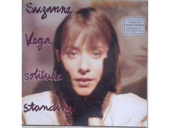 Suzanne Vega title *Solitude Standing*Pop Rock EU LP