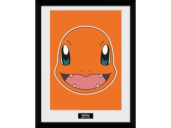Tavla - Pokemon - Charmander Face