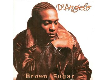 CD -D'Angelo ‎– Brown Sugar