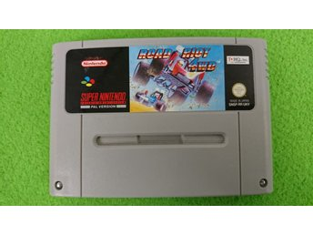 Road Riot 4WD Super Nintendo Snes