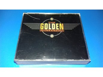 THE GOLDEN COLLECTION 1/2 - queen,e grant,yazoo,m gaye,depeche mode,toto  -2 cd