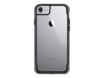 Griffin iPhone 8/7/6s/6 Survivor Clear Black/Smoke/Clear