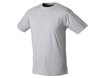 T-shirt 160g Small - Vit i 2-pack