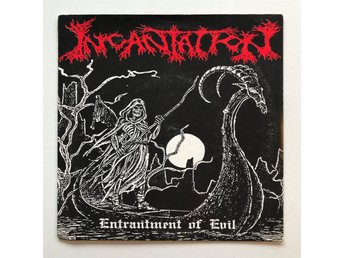 "Incantation - Entrantment of evil /// 7"" vinyl singel"