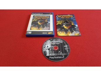 WARRIORS MIGHT AND MAGIC till Sony Playstation 2 PS2