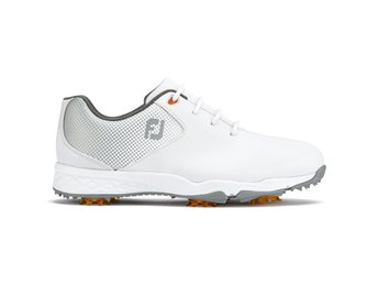 FootJoy Junior DNA Helix Golfsko vit 32,5