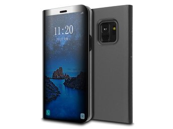Samsung Galaxy S9 Plus clear view standing cover