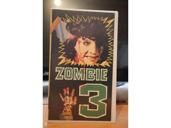 Zombie 3 - Nights Of Terror - Dutch, Eagle 6, VHS