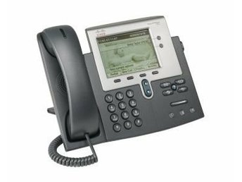 1st Cisco ip telefon 7942g