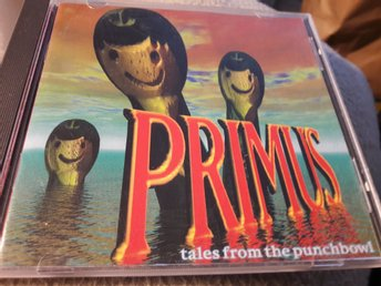 "CD Primus ""Tales From The Punchbowl"""