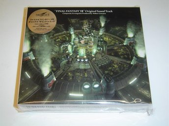 Final Fantasy 7 VII Original Soundtrack Musik *NYTT*