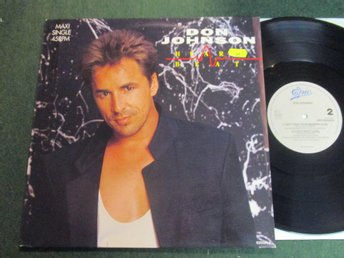 "Don Johnson ""Heartbeat"""
