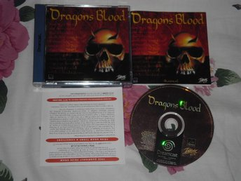 SEGA Dreamcast: Dragon's Dragons Blood