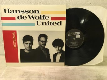 Hansson De Wolfe United - Container Swe Orig-84