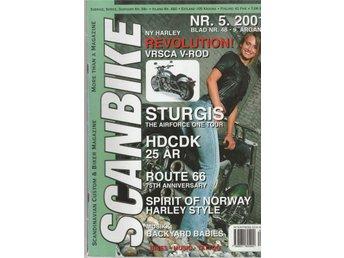 Scanbike nr. 5 2001 - Brottby - Scanbike nr. 5 2001 - Brottby