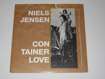 NIELS JENSEN  - CONTAINER LOVE  7""