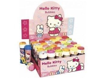 Hello Kitty Såpbubblor Bubbles 60 ml TVÅ STYCKEN CE Märkt NYTT - Uddevalla - Hello Kitty Såpbubblor Bubbles 60 ml TVÅ STYCKEN CE Märkt NYTT - Uddevalla
