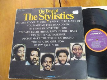 "The Stylistics ""The Best Of"""