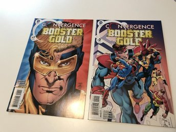 Convergence Booster Gold (2015) Complete 1-2 Rea 49sek!!!