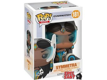 Pop! Overwatch Symmetra Vinyl Figure