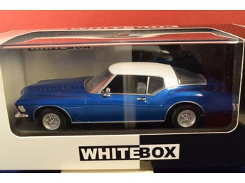 Buick Riviera Coupe -1972 - 1:43 - WhiteBox