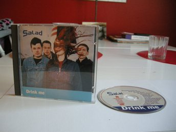 Salad - Drink me CD Rock Pop Britpop