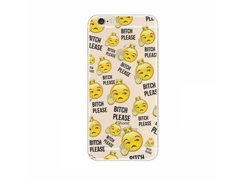 Emoji bitch please skal iPhone 5/5S/SE