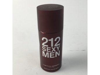 Carolina Herrera, Deodorant, 212 Sexy Men, Spray