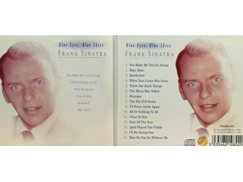 Frank Sinatra, Blue eyes blue skies (CD)