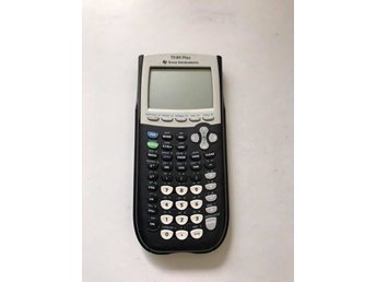 Grafräknare Texas instruments TI-84 plus, Texas, instruments