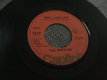 Beatles if i fell/and i love her