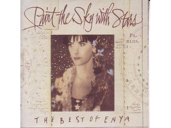The Best Of ENYA: Paint the sky with stars / Canada CD